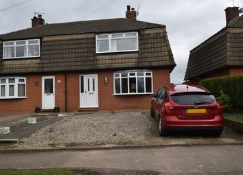 Thumbnail 3 bed semi-detached house for sale in Moss Lane, Madeley, Crewe