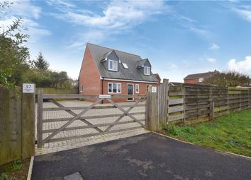 Thumbnail 3 bed detached house for sale in Coggeshall Road, Marks Tey, Colchester