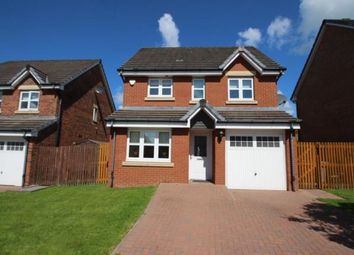 Thumbnail 3 bed detached house for sale in Inverlochy Road, Airdrie, North Lanarkshire