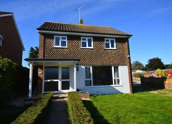 Thumbnail 4 bed detached house to rent in Canterbury Road, Kennington, Ashford