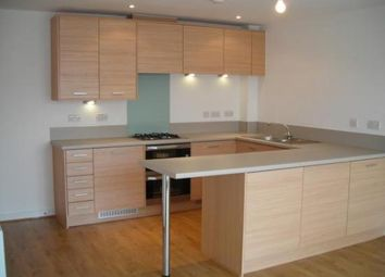 Thumbnail 3 bed flat to rent in Sanderling Way, Greenhithe, Kent