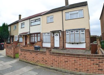Thumbnail 3 bedroom end terrace house for sale in Chelmer Crescent, Barking
