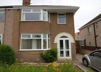Thumbnail 3 bed semi-detached house for sale in Moor Tarn Lane, Walney, Cumbria