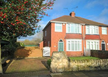 Thumbnail 3 bed semi-detached house to rent in Old Hexthorpe, Doncaster