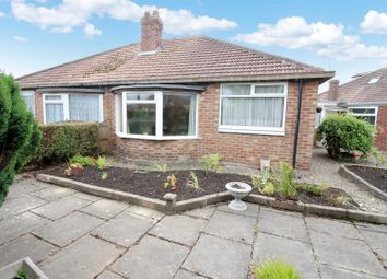 Thumbnail 2 bed semi-detached bungalow for sale in Kennerleigh Walk, Leeds