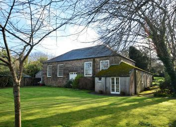 Thumbnail 5 bed detached house for sale in Church Lane, Redruth, Cornwall