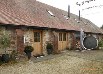Thumbnail 2 bed barn conversion to rent in Houghton, Arundel