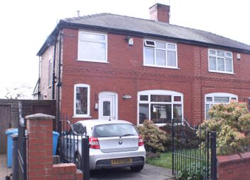 Thumbnail 3 bedroom semi-detached house for sale in Sunningdale Drive, Salford