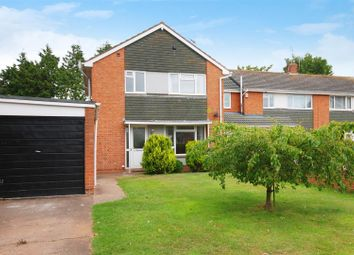 Thumbnail 3 bed detached house to rent in Romsey Drive, St. Leonards, Exeter