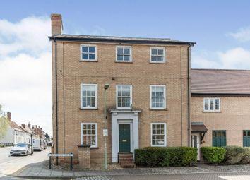 Thumbnail 2 bed flat for sale in Harrington Close, Bury St. Edmunds