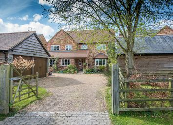 Thumbnail 6 bed detached house for sale in Eythrope Road, Stone, Aylesbury