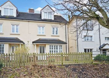 Thumbnail 3 bed semi-detached house for sale in Babbington Road, Halton Camp, Aylesbury