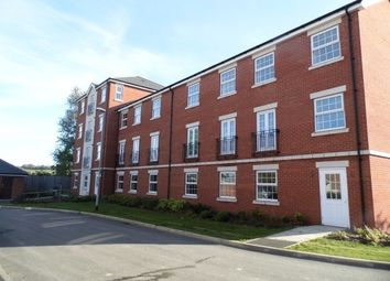 Thumbnail 2 bed flat to rent in Porter Square, 'mallard Quarter', Grantham