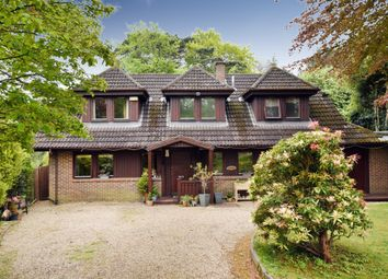 Thumbnail 6 bed detached house for sale in Dome Hill Park, London