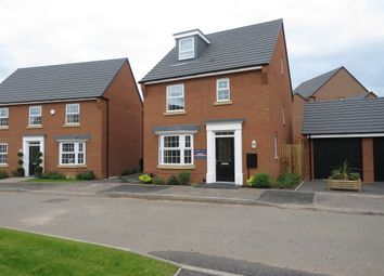 Thumbnail 4 bed detached house for sale in Coppice Green Lane, Shifnal