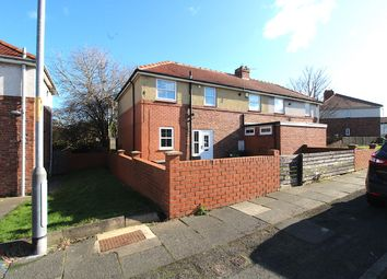 Thumbnail 4 bed semi-detached house for sale in The Drive, Whickham