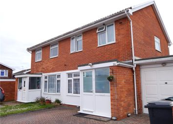 2 bed semi-detached house for sale in Magnolia Drive, Eastbourne, East Sussex BN22