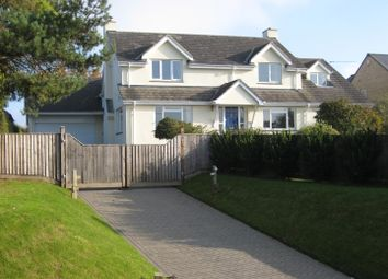 Thumbnail 5 bed detached house for sale in Woodview, Upper Pavenhill, Purton, Swindon