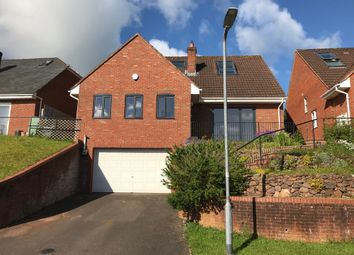 Thumbnail 3 bed detached house for sale in Chestnut Way, Minehead