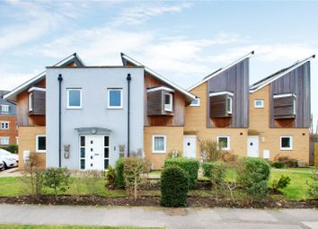 Thumbnail 1 bed flat for sale in Hexagon Rise, Homersham, Canterbury, Kent
