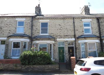 Thumbnail 2 bedroom terraced house to rent in Alma Terrace, York