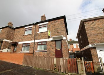 Thumbnail 2 bedroom end terrace house for sale in March Street, Belfast
