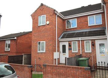 2 bed semi-detached house for sale in Stamford Court, Nelson Street, Heanor DE75