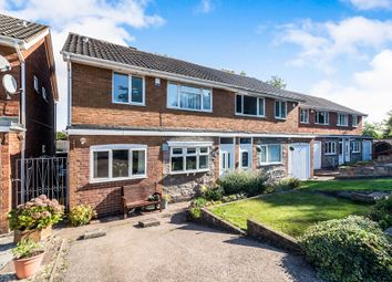 Thumbnail 3 bedroom semi-detached house for sale in Julia Gardens, West Bromwich, West Bromwich