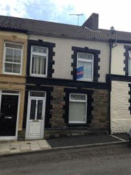 Thumbnail 3 bed terraced house to rent in Mackintosh Street, Aberfan, Merthyr Tydfil