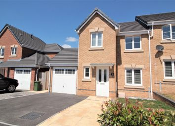 Thumbnail 3 bed semi-detached house for sale in St. Ilid's Meadow, Pontyclun