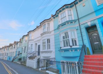 Thumbnail 4 bed terraced house for sale in Campbell Road, Brighton