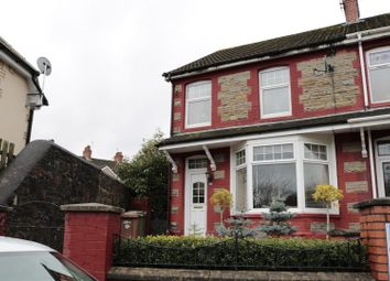 Thumbnail 3 bed property for sale in Hall Street, Blackwood
