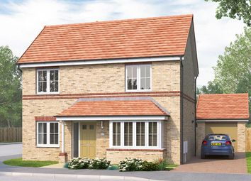 """Thumbnail 4 bed detached house for sale in """"The Kintbury"""" at Wellfield Road North, Wingate"""