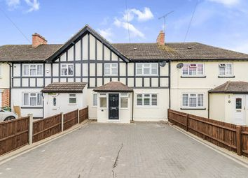 Thumbnail 3 bed terraced house for sale in Rectory Lane, Wallington