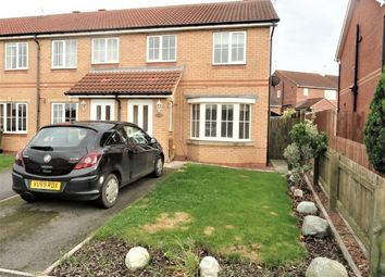 Thumbnail 3 bed terraced house for sale in Cranbourne Drive, Redcar