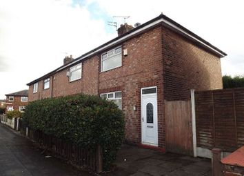 Thumbnail 2 bed terraced house for sale in Thelwall Lane, Latchford, Warrington