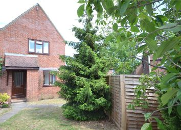 Thumbnail 1 bed end terrace house for sale in Cheviot Drive, Fleet, Hampshire