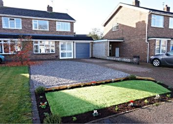 Thumbnail 3 bed semi-detached house for sale in Mill Hill Close, Whetstone