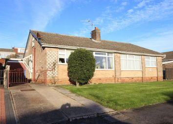 Thumbnail 2 bed semi-detached bungalow for sale in Osgodby Grove, Scarborough