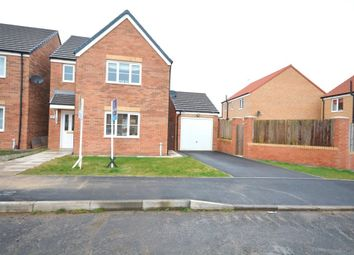 Thumbnail 3 bed detached house for sale in The Middles, Stanley