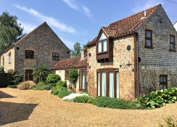 Thumbnail 5 bed detached house for sale in High Street, Northwold, Thetford