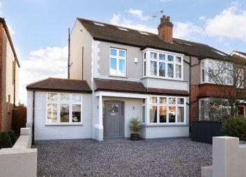 Thumbnail 4 bed semi-detached house for sale in Erridge Road, London