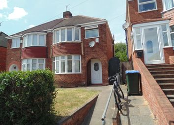 Thumbnail 3 bed semi-detached house to rent in Appleton Avenue, Great Barr