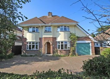 Thumbnail 4 bed property for sale in Moorland Avenue, Barton On Sea, New Milton