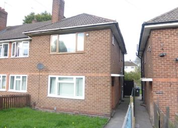 Thumbnail 1 bedroom flat for sale in Blandford Road, Quinton, Birmingham