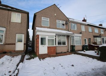 Thumbnail 3 bed end terrace house for sale in Standard Avenue, Coventry