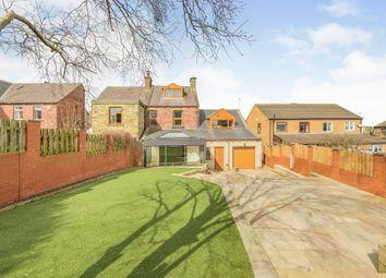 Thumbnail 4 bed detached house for sale in Cumberworth Road, Skelmanthorpe, Huddersfield