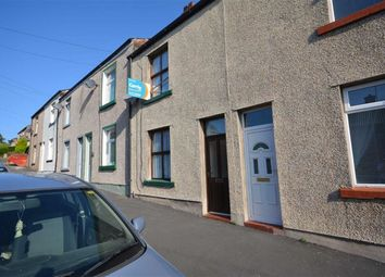 Thumbnail 2 bed terraced house for sale in Settle Street, Millom, Cumbria