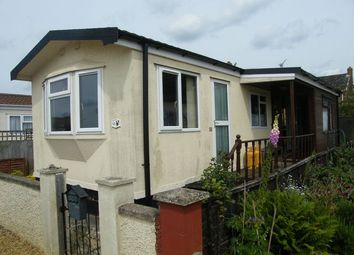 Thumbnail 2 bedroom detached bungalow for sale in Bells Park, Lynn Road, Swaffham