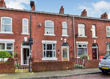 Thumbnail 3 bedroom terraced house for sale in Elm Grove, Sale, Greater Manchester